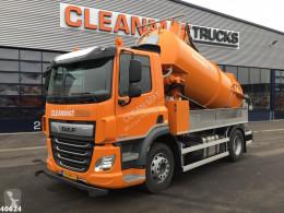 Camión limpia fosas DAF CF 340