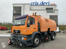 Camion balayeuse MAN 18.284 LLRK 4x2 Bucher Schörling - Optifant 70
