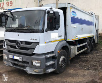 Camión volquete para residuos domésticos Mercedes Axor 2529 L