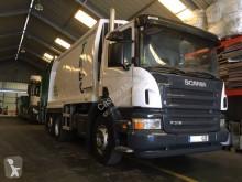 Scania P 320 сметоизвозващ камион втора употреба