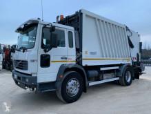Maquinaria vial Volvo FL12 camión volquete para residuos domésticos usado