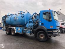 Renault Kerax 340.26 camión limpia fosas usado
