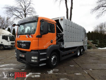 MAN TGS 26.360 used waste collection truck