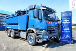 Camion hydrocureur Mercedes 2642 6x4 Arocs Wiedemann 12m³ Super 1000 Kombi