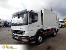 Mercedes Atego 1023 used waste collection truck