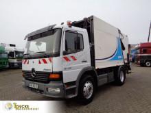 Mercedes Atego 1523 camión volquete para residuos domésticos usado