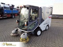 Road sweeper Pizzorno 636 + Sweeper + Airco