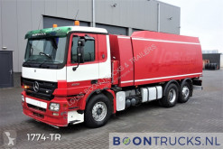 Mercedes Actros 2532 used road sweeper