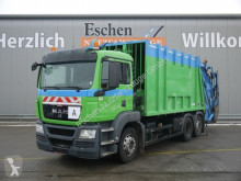 MAN TGS 28.320 6x2-4BL, Haller M24X, Zöller Schütte used waste collection truck