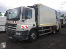 DAF CF75 vůz na domovní odpad použitý