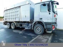 Maquinaria vial Mercedes Actros3341*EURO5*6x4*RSP Saugbagger camión limpia fosas usado