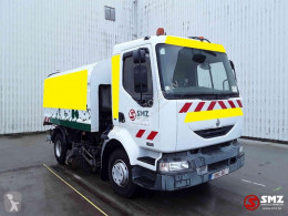 Renault Midlum 180 used road sweeper
