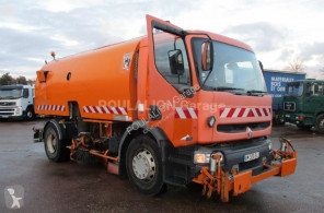 Renault road sweeper Premium 270 DCI