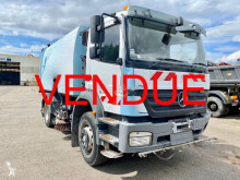 Mercedes road sweeper Axor 1828