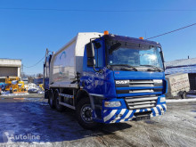 DAF used waste collection truck