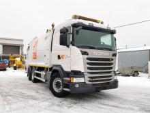 Scania G410 camion benne à ordures ménagères occasion