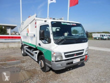 Mitsubishi Canter FE 85 used waste collection truck