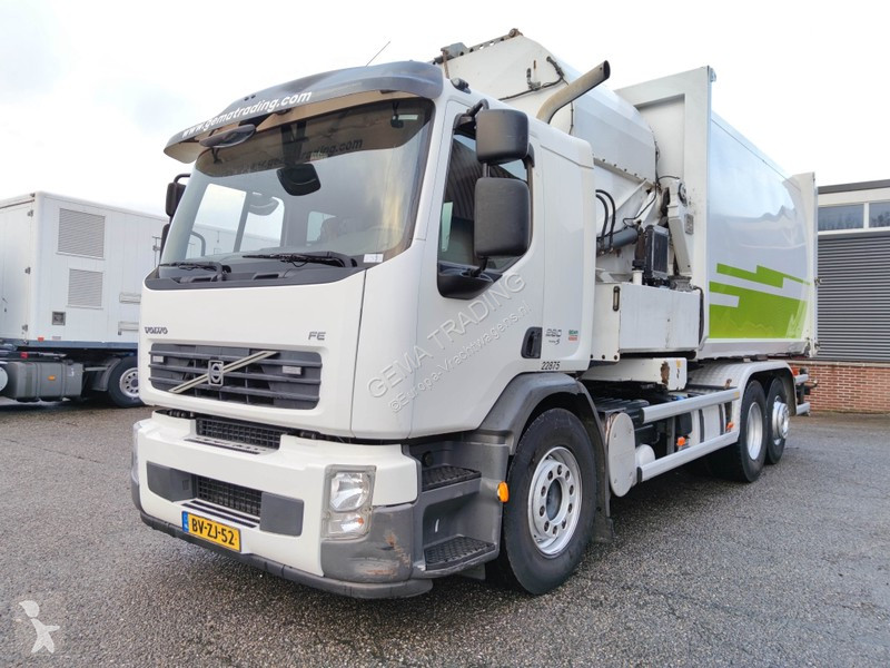 View images Volvo FE 280 road network trucks