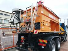 Maquinaria vial camión esparcidor de sal SALEUSE POIDS LOURD