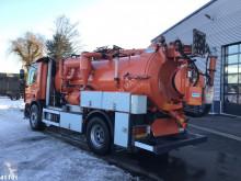 Maquinaria vial camión limpia fosas DAF CF 250