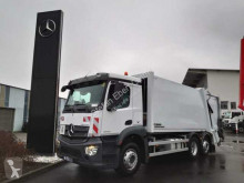 Mercedes Antos 2533 L 6x2 Faun Variopress II 522 V19 used waste collection truck
