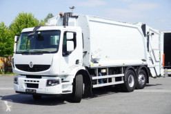 Renault Premium 310 DXI used waste collection truck
