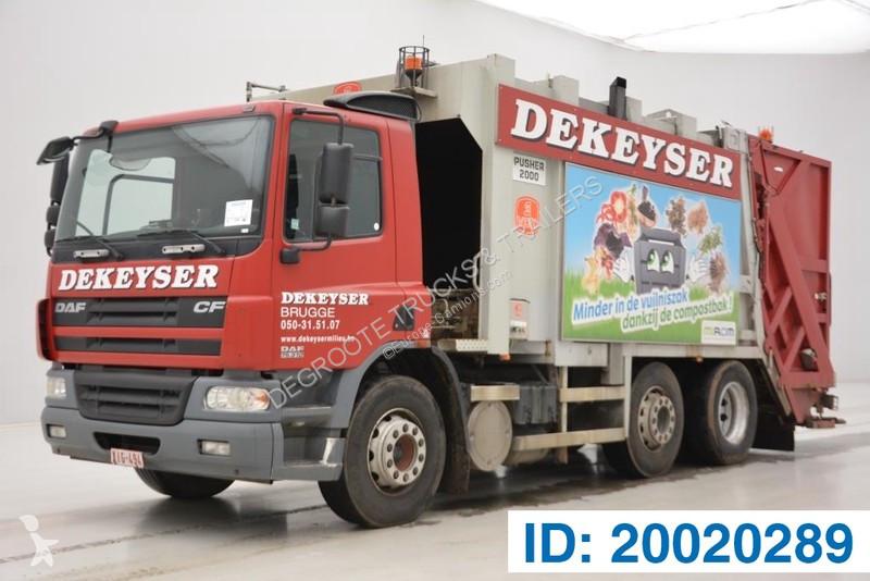 Bilder ansehen DAF CF 75.310 Strassenreiniger