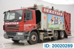 Tippvagn för sopor DAF CF75