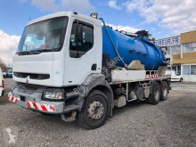 Renault sewer cleaner truck Kerax 340.26