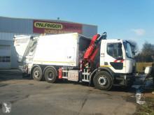 Renault camion benne à ordures ménagères occasion