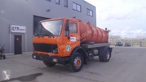 Camion hydrocureur Mercedes SK 1617