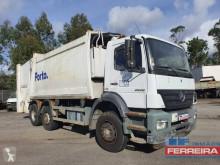 Mercedes Axor 2528 used waste collection truck