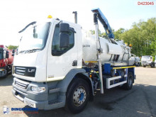 DAF LF55 used sewer cleaner truck