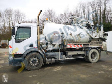 Renault sewer cleaner truck 300