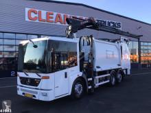 Maquinaria vial Mercedes Econic 2633 camión volquete para residuos domésticos usado