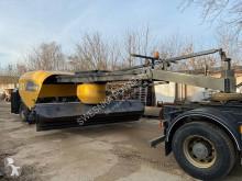 Maquinaria vial camión barredora VAZ