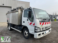 Isuzu NQR 75 used waste collection truck