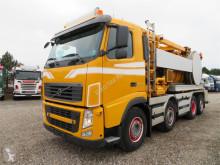 Volvo FH440 8x2*6 Euro 5 Hvidtved Larsen SLP 12,5 camion hydrocureur occasion