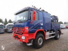 Mercedes Actros 2041 used sewer cleaner truck