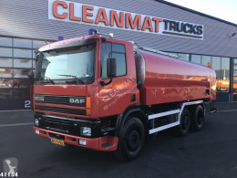 DAF 85 used sewer cleaner truck