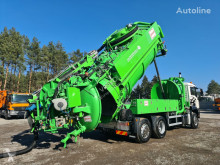 MAN WUKO IPSAM FOR CHANNEL CLEANING used sewer cleaner truck