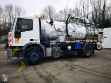 Iveco Eurotech used sewer cleaner truck