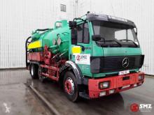 Camion hydrocureur Mercedes SK 2429