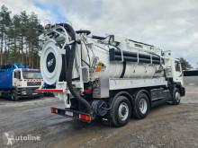 MAN WUKO KROLL KOMBI DO CZYSZCZENIA KANAŁÓW used sewer cleaner truck