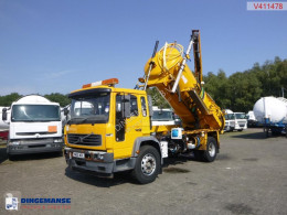 Volvo FL6 used sewer cleaner truck