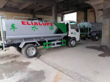 Isuzu used sewer cleaner truck