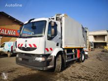 Lastbil med ske til husholdningsaffald Renault Midlum 270DXI Euro V garbage truck mullwagen