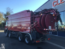 MAN 35.464 Assmann Combi Water recycling camion hydrocureur occasion