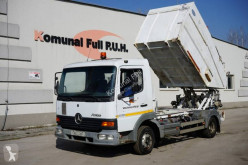 Mercedes Atego 815 used waste collection truck