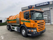 Scania special vehicles road network trucks P 360
